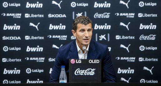"""Javi Gracia: """"Ens n'anem amb la sensació de poder haver guanyat el partit"""""""