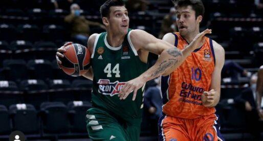 València Bàsquet s'imposa a Panathinaikos i buscarà el millor arranc de la història a l'Eurolliga
