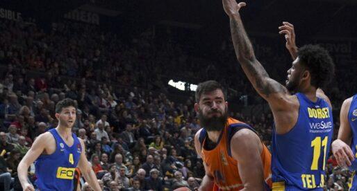 PRÈVIA: València Bàsquet, a la recerca del millor inici històric a l'Eurolliga
