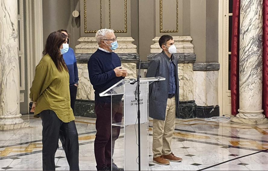 """Joan Ribó: """"Tinc interés a reunir-me amb una plataforma per parlar del València"""""""