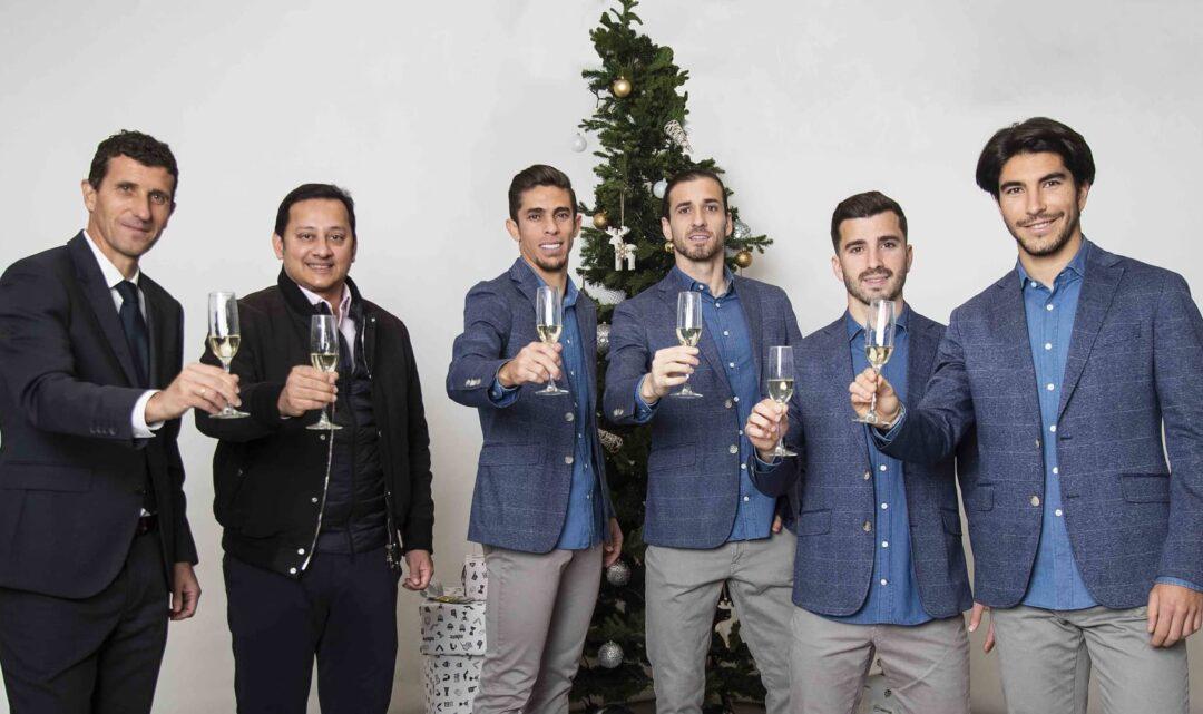El VCF felicita el Nadal