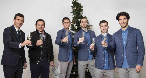 """Jaume Doménech: """"Al 2021 li desitge que l'equip continue millorant i creixent"""""""