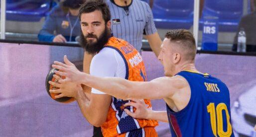 València Bàsquet assalta el Palau en un partit per a recordar (90-100)