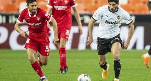 CRÒNICA: Derrota del Valencia CF davant el Sevilla FC (0-1)