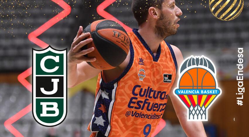València Bàsquet no dona opció a Joventut (80-91)