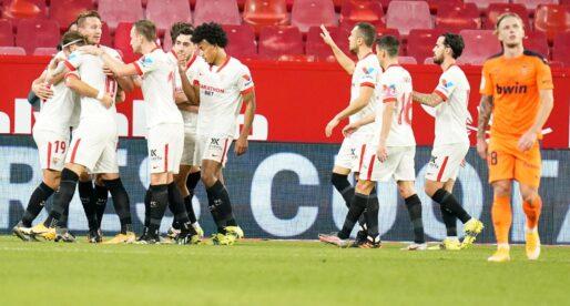 El València només ha guanyat quatre vegades al Pizjuan en els últims vint anys