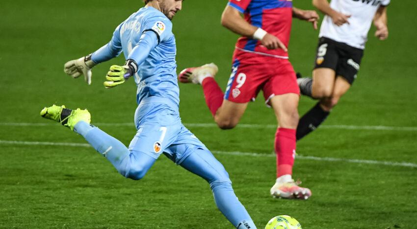 "Jaume Domènech: ""Ningú està satisfet amb la temporada que portem"""
