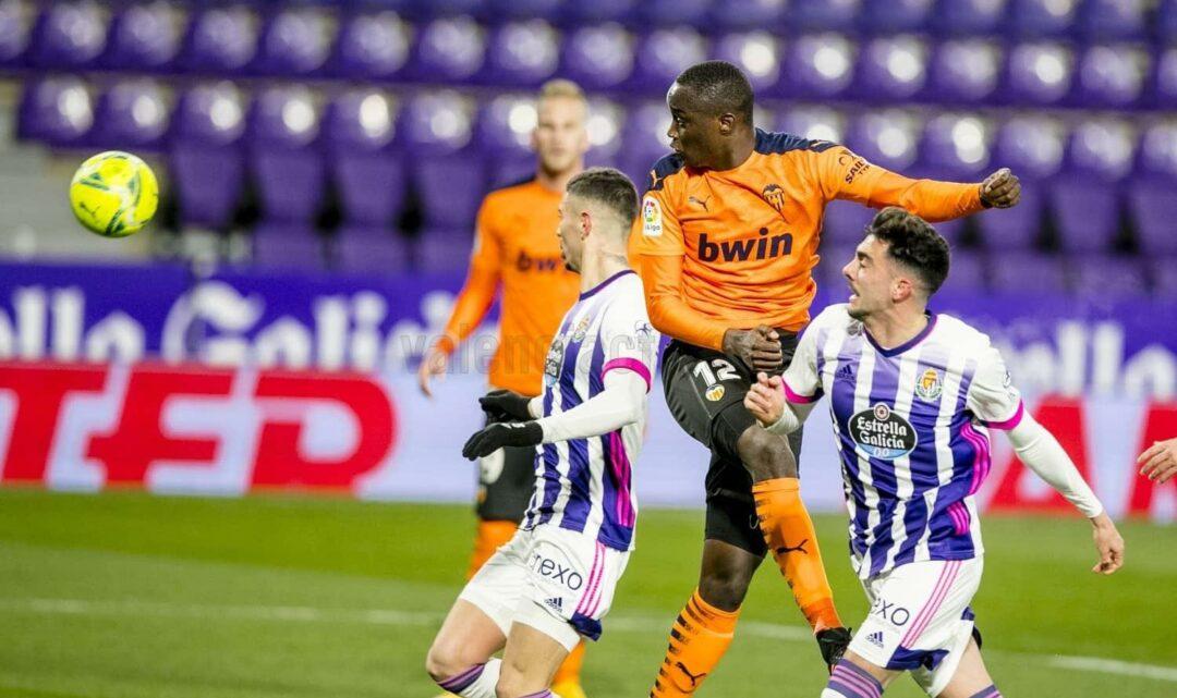 El València agafa aire