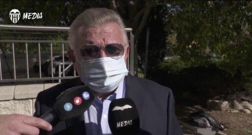 Els advocats de Pedro Cortés contesten al comunicat del València CF