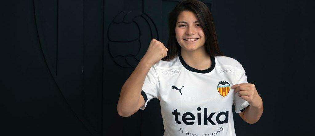 Ana Marcos arriba cedida de l'Atlètic de Madrid