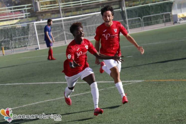 El València reforça el juvenil amb Bashiru Mohammed