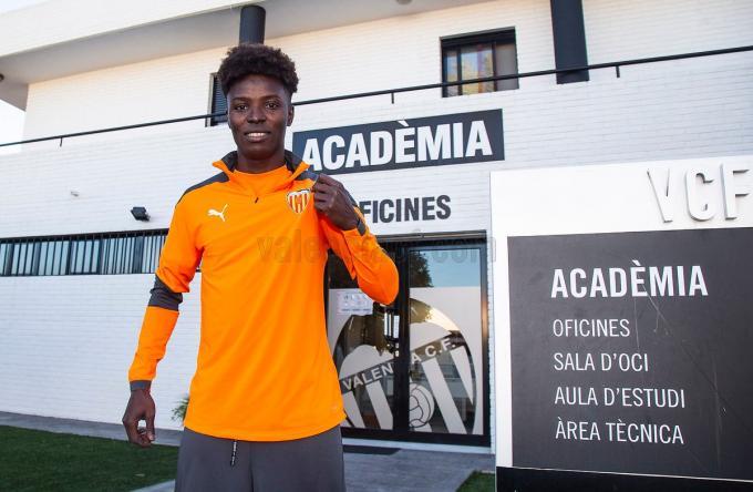 OFICIAL: Bashiru és nou jugador del VCF