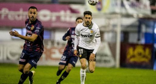 Rubén Sobrino, en el punt de mira