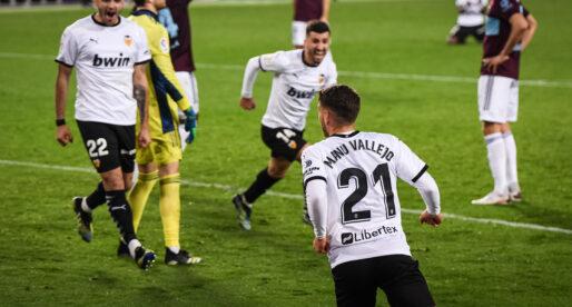 "Manu Vallejo: ""Si aconseguisc marcar, no ho celebraré"""