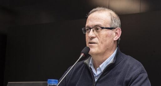 """Fede Sagreras: """"Em pareix lamentable que el VCF demane una pròrroga de l'ATE"""""""