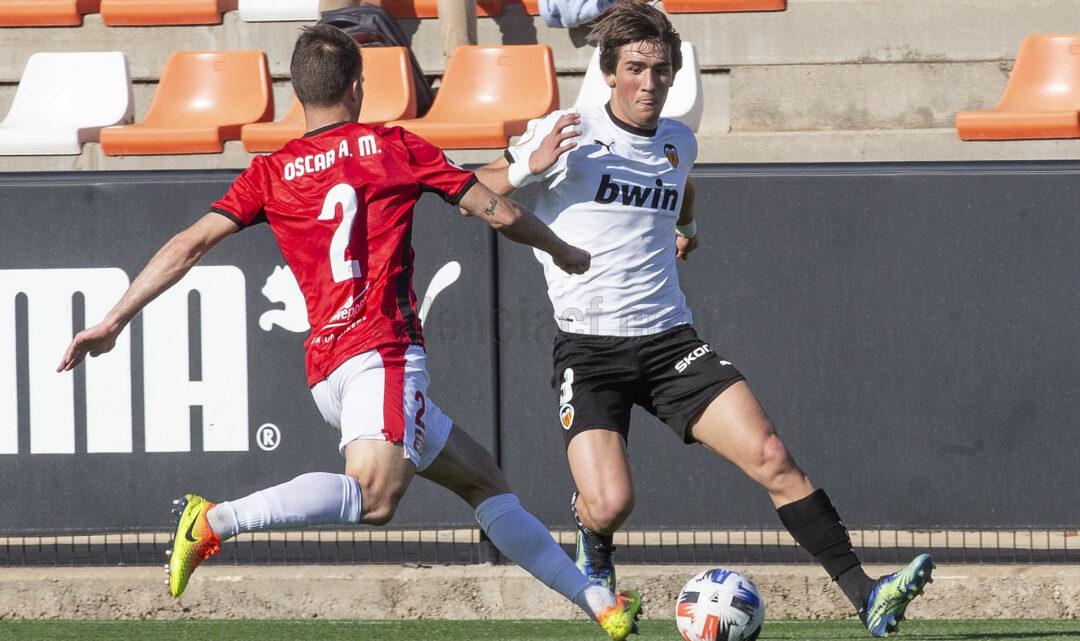 Bordalás comptarà amb cinc jugadors del filial per a la pretemporada