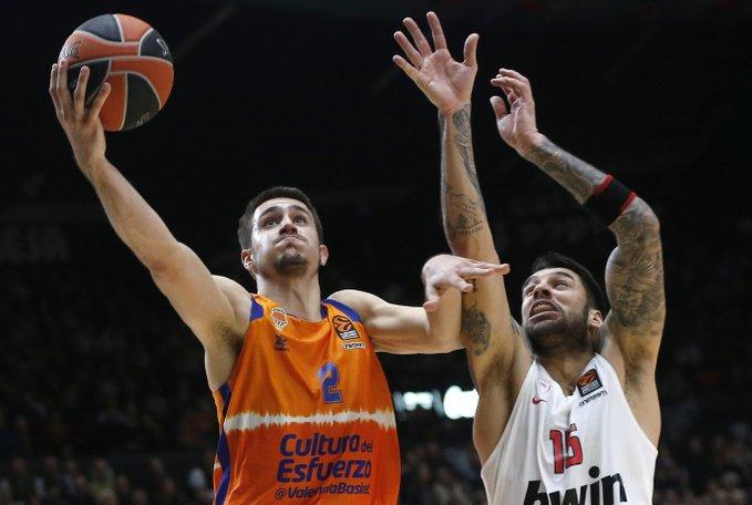 Derrota del pitjor València Bàsquet, que ja no depén de si mateixa (77-88)