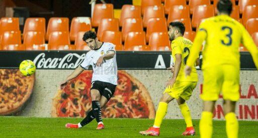 Jorge Mendes ofereix a Gonçalo Guedes al Wolverhampton