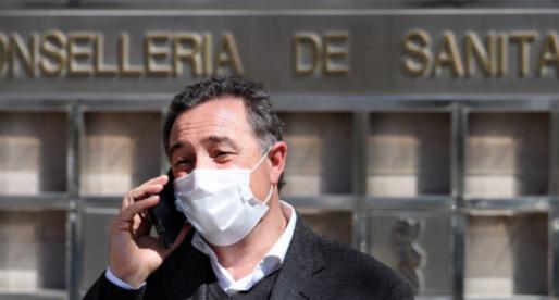 """Salva Gomar: """"Hem de ser cautelosos fins a tancar l'acord"""""""