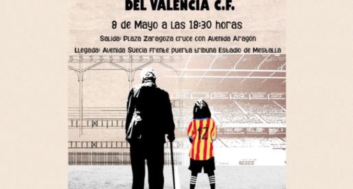 Curva Nord i Libertad VCF convoquen una manifestació en defensa del València