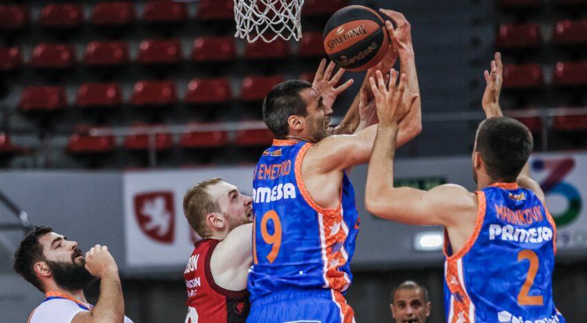 València Basket venç a Saragossa (76-85)