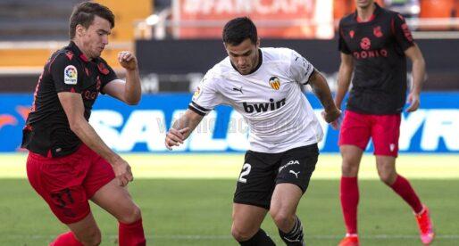 El València jugarà en el Villamarín sense Paulista i Maxi