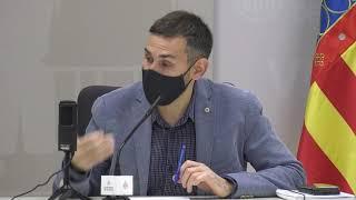 """Campillo: """"És una vergonya tindre eixe esquelet en una de les entrades de València"""""""
