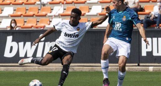Els jugadors s'acomiaden del VCF Mestalla