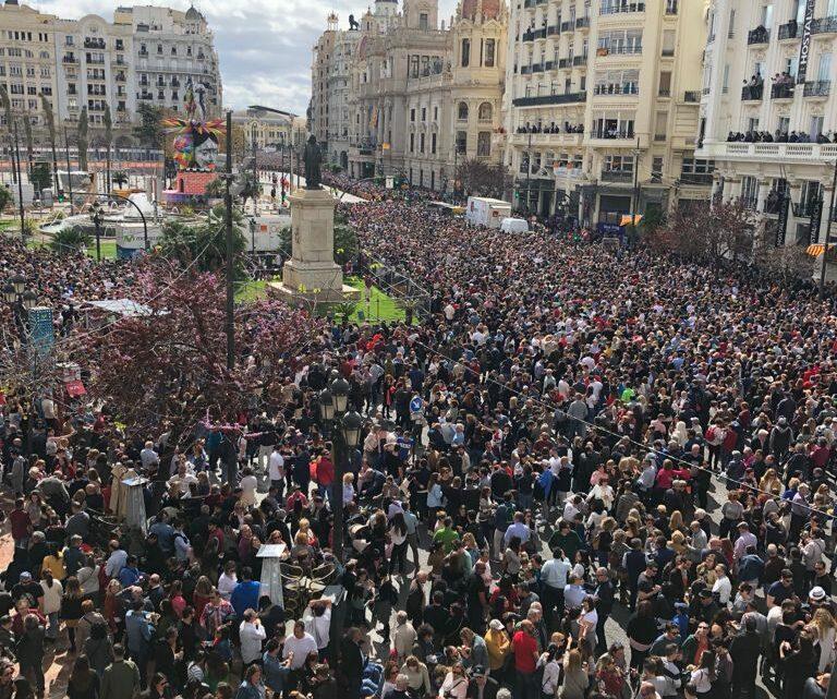 València tindrà Falles en 2021