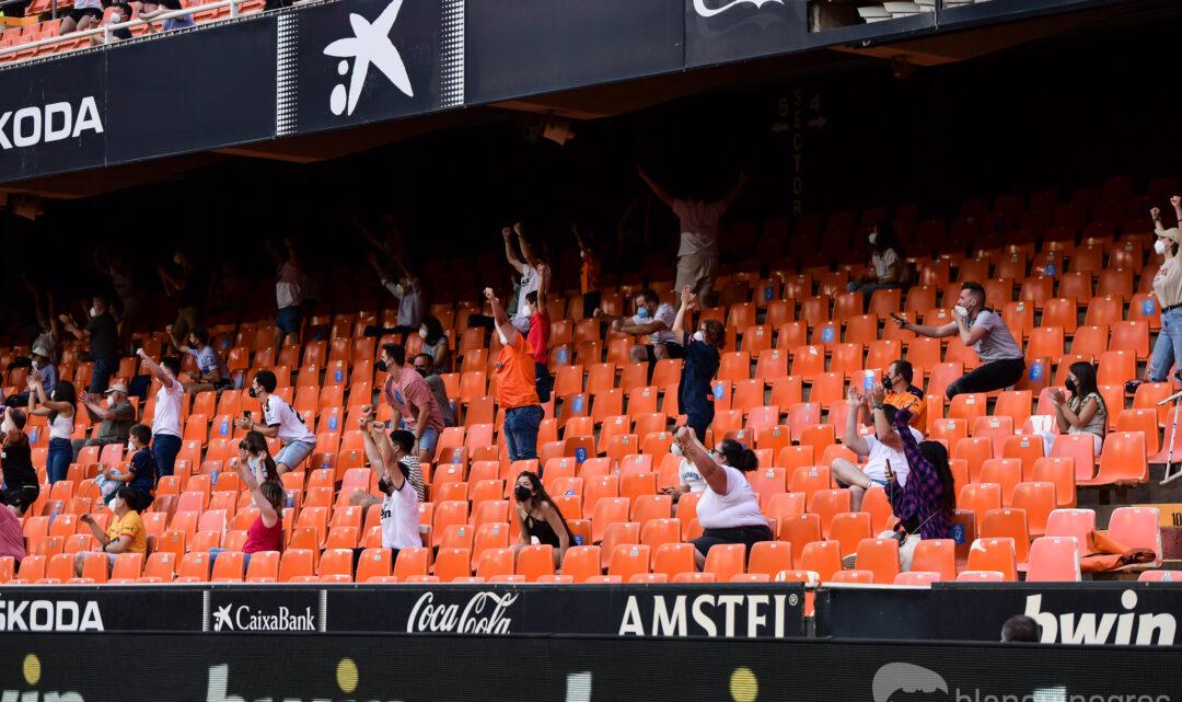 Fotogaleria: València CF – SD Eibar