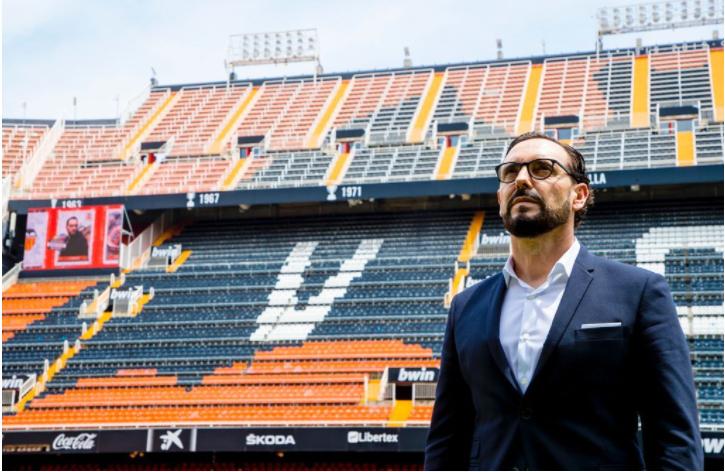 """Bordalás: """"Entrenar al VCF és el somni de qualsevol entrenador"""""""