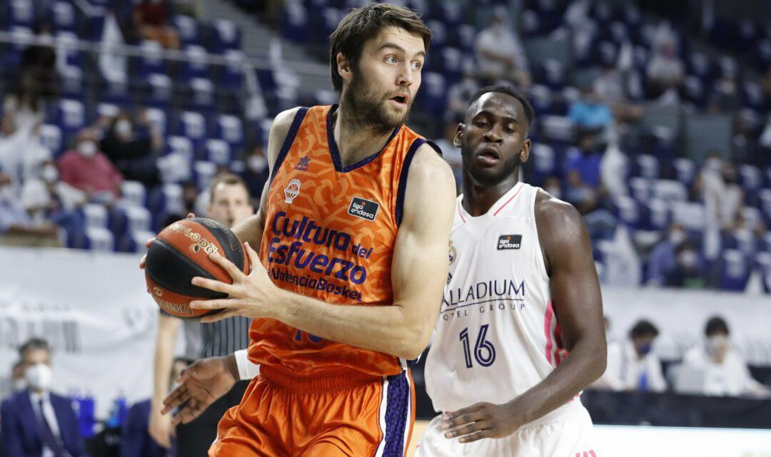 València Basket cau en l'últim sospir i posa fi a la temporada (80-77)