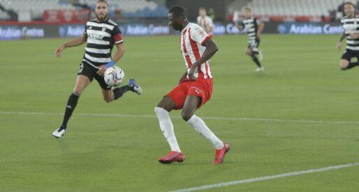 El València pensa en Umar Sadiq per a la davantera