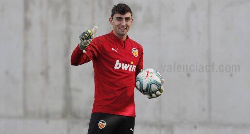 Cristian Rivero es queda al València CF