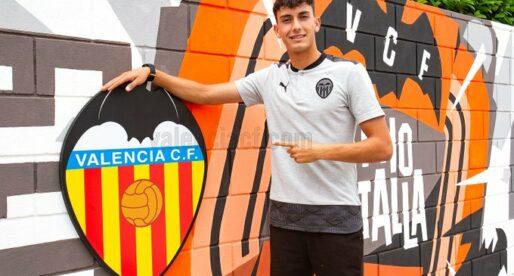 El València renova a Rubén Iranzo fins a 2023