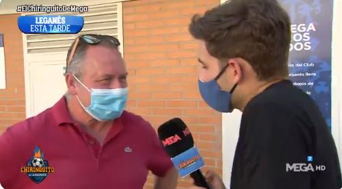 """Joaquín Guillamon: """"Sóc el pare més feliç d'Espanya"""""""
