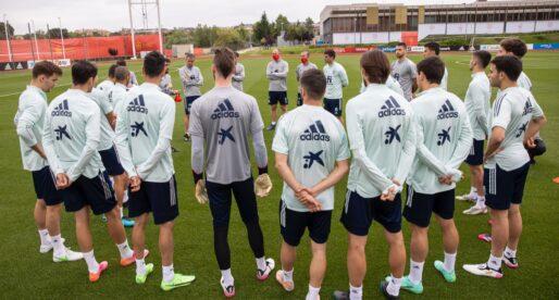 La selecció espanyola es vacunarà per a l'Eurocopa