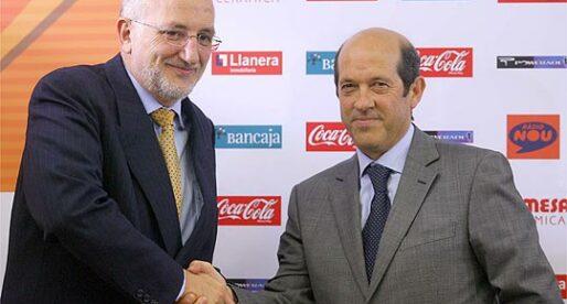 Reunió entre Llorente i Juan Roig amb la compra del VCF damunt la taula
