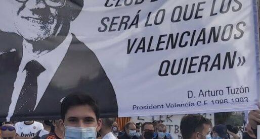 """Borja Sanjuán: """"Parlen d'inactivitat i porten set anys sense moure una pedra de l'estadi"""""""