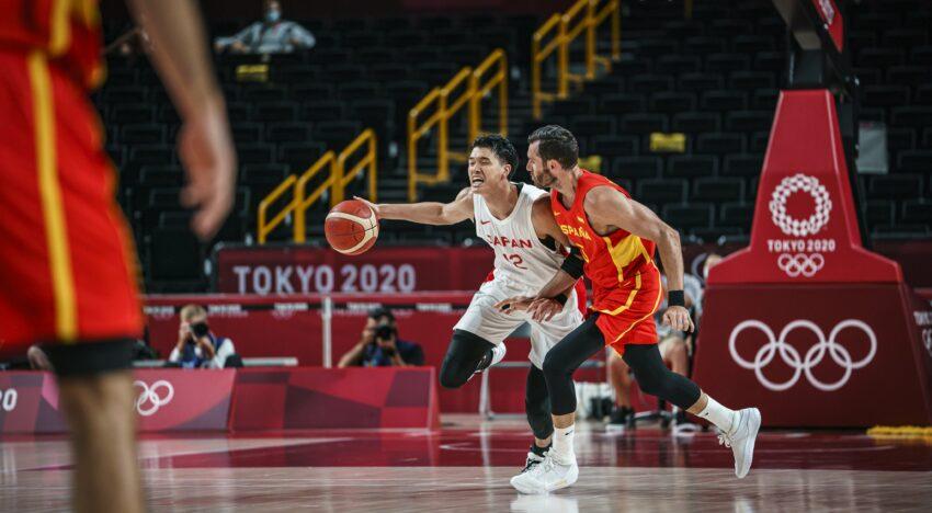 CRÒNICA: Espanya compleix contra Japó (77-88)