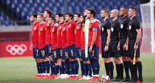 Merino classifica a Espanya als quarts de final