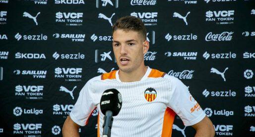 La decisió del València CF amb Vallejo