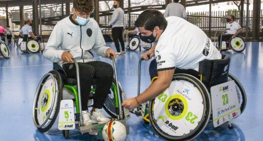 El projecte #AcademiaEnComunidad, finalista en els ECA Youth Football Award 2021