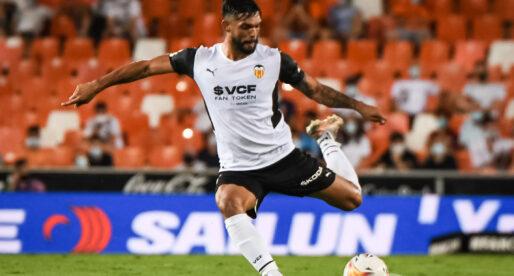 Omar Alderete ha vist quatre targetes grogues en sis partits