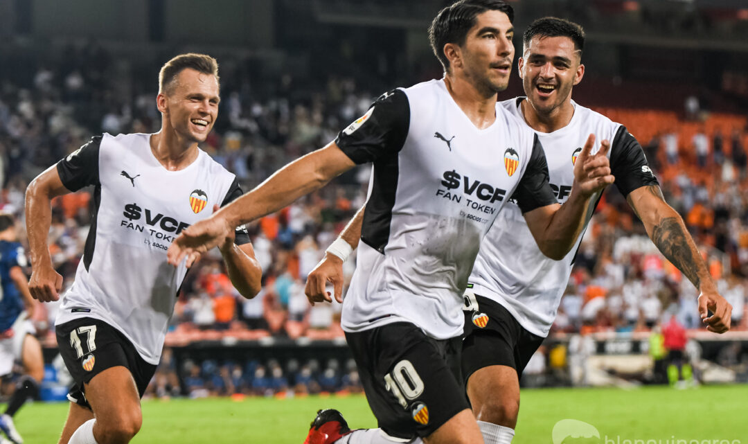 Fotogaleria: València CF – CD Alavés