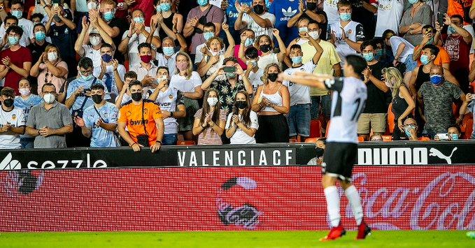 Set mil cinc-centes entrades disponibles per al València – Madrid
