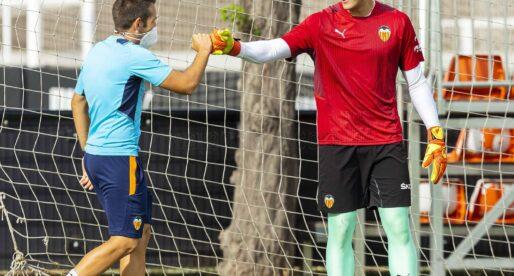 Juanjo Garrancho és el nou jugador del VCF Mestalla