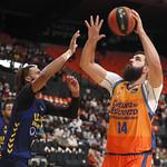 CRÒNICA: Un últim quart horrorós condemna a València Basket (86-91)