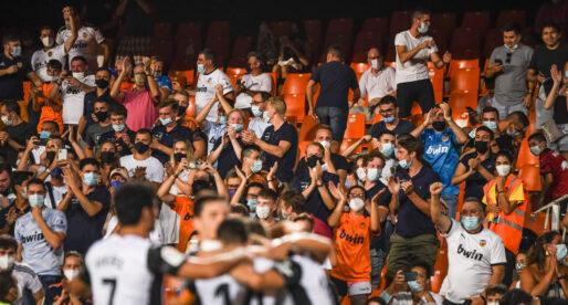 Els jugadors convocats del València viatgen a Sevilla
