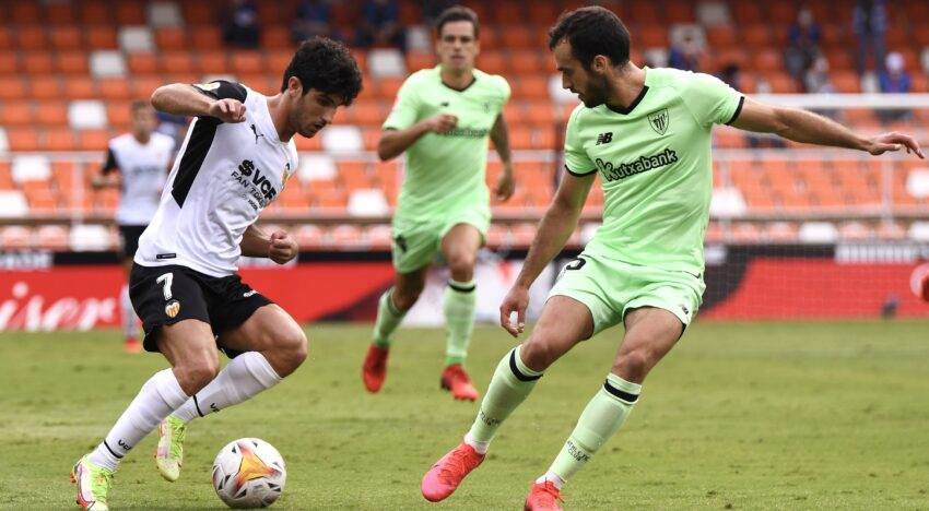 València i Athletic firmen taules en la tornada de Marcelino